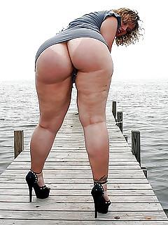 Big Ass Outdoor Pics