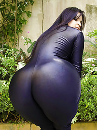 Big tits tight asses in latex